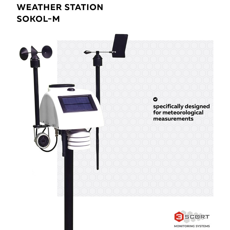 weather station Sokol-M