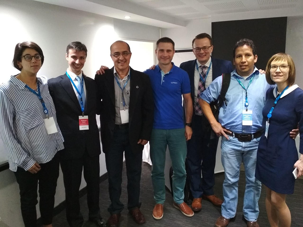 The Gurtam partner conference in Mexico and Expo Seguridad Mexico 2018