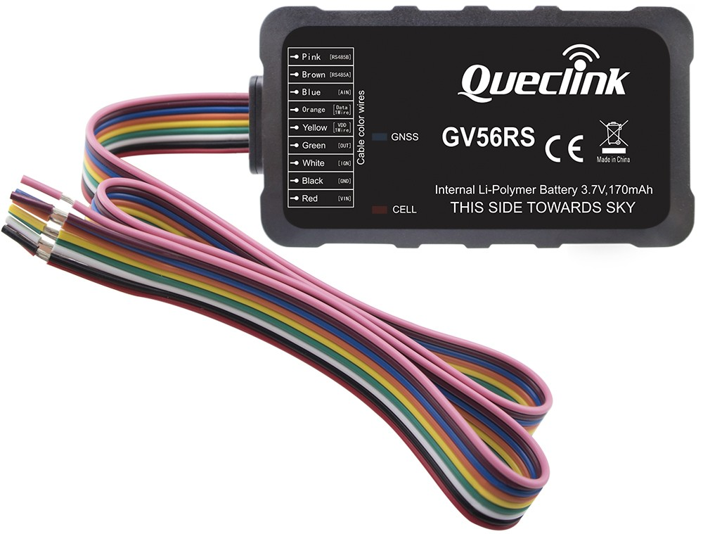 Queclink Wireless Solutions GPS tracker Queclink GV56RS