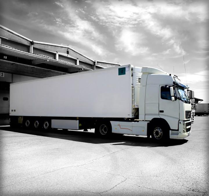 Контроль топлива на транспортных рефрижераторах